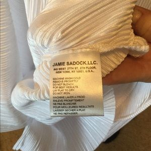 jamie sadock Tops - Jamie Sadock white top